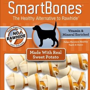 Sweet Potato Classic Bone Chews- Large 3pk