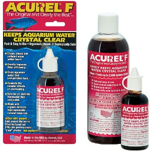 "Acurel® F – ""The Original And Clearly The Best""™- 50 mL."