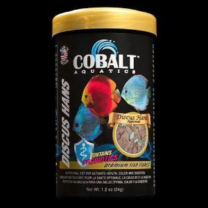 Cobalt Discus Hans Flake