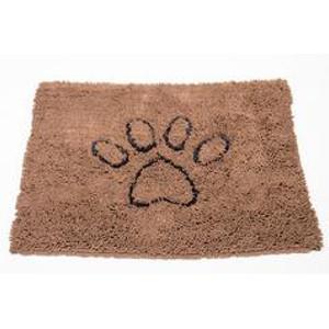The Original Dirty Dog Doormat™ Large Brown
