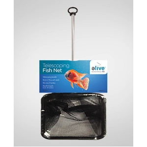 Telescoping Fish Net