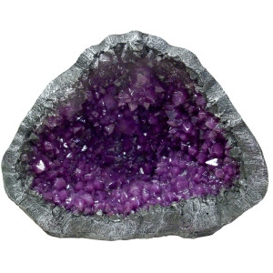 Exotic Environments® Geode Stone Purple