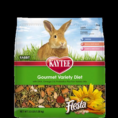 Gourmet Rabbit Food - Fiesta Blend
