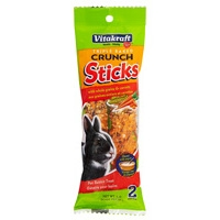 Triple Baked Crunch Sticks Treats for Rabbits