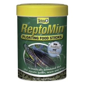 Pro ReptoMin Juvenile Turtle Formula Sticks