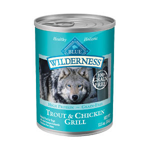 BLUE Wilderness® - Trout & Chicken Grill