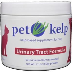 Pet Kelp Cat - Urinary Tract Formula Jar 60gm.