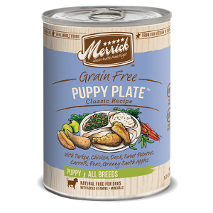 Grain Free Puppy Plate™ Classic Recipe