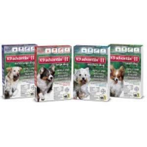 K9 Advantix® II For Small Dogs