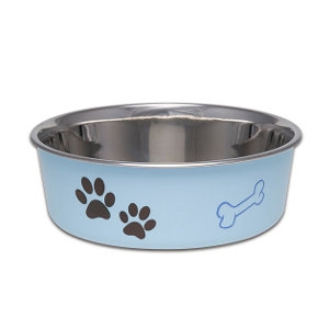 Loving PetsBella Bowls® Classic - Murano Blue