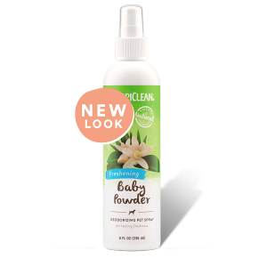 Baby Powder Deodorizing Pet Spray