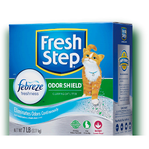 Original Fresh Step® Litter With Febreze®