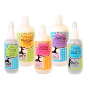 SheaPet Sulfate-Free Shea Butter Shampoo