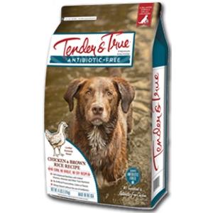 Tender&True® Chicken & Brown Rice Dry Dog Food