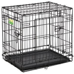 Contour™ Double-Door Dog Crate