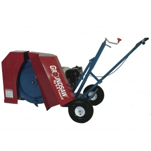 """E-Z Trench Groundsaw 12"""" Trencher"""