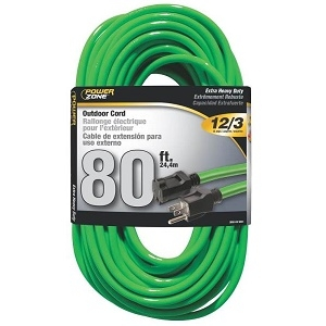 Powerzone Double Ended Extension Cord