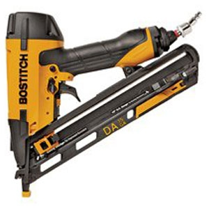 Stanley Bostitch Pneumatic Finish Nailer