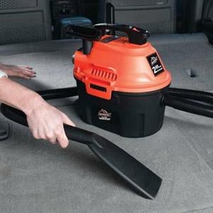 Vacmaster 2 HP Armor® Wet/ Dry Vacuum