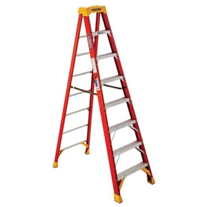 Werner® 8-Ft. Type IA Fiberglass Stepladder