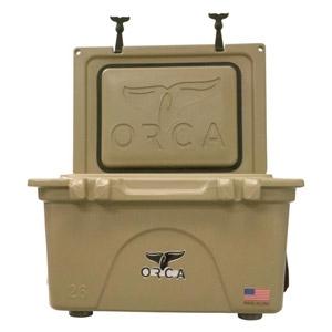ORCA Roto-Molded Cooler, 26 Qt