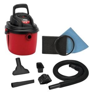 Shop-Vac 2.5-Gal. 2.5 HP Wet/Dry Vac
