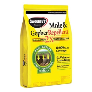 Sweeney's® Mole & Gopher Repellent