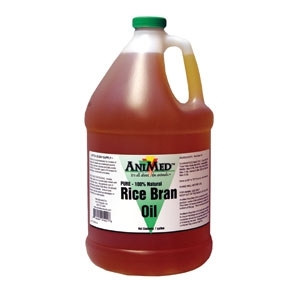 Rice Bran Oil Gal.