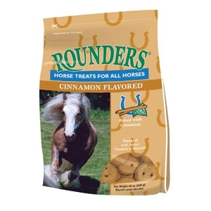 Rounders Treat Cinnamon/30 Oz.