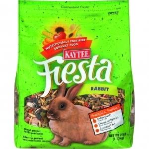 Fiesta Food Rabbit 2.5 Pound