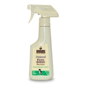 Natural Flea & Tick Spray For Cats