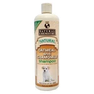 Natural Oatmeal & Chamomille Shampoo 16 Ounce