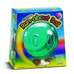 Run About Ball 7 Inch