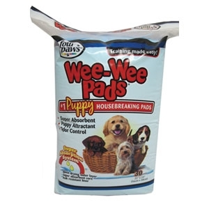Wee Wee Pads 30 Pack