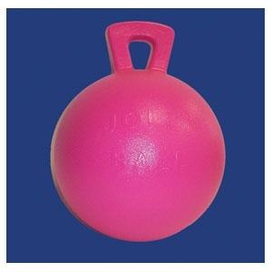 "10"" Jolly Ball Horse Play Pink"