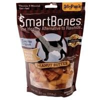Smartbones Peanut Butter Mini 16Pk
