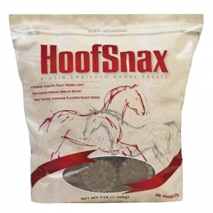 Hoofsnax Biotin Horse Treats 3 Pound