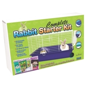 Home Sweet With Fm Browns Starter Kit Rabbit 28X17X15.5 Inch