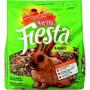 Fiesta Food Rabbit 4.5 Pound