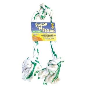 Fresh-N-Floss Tug Spearmint Xl