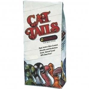 Cat Tails Cat Litter Unscented 50 Pounds