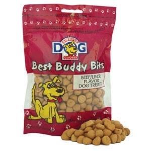 Best Buddy Bits Beef/Lvr 5.5Oz