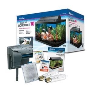 Aqueon Basic Aquarium Kit 10G