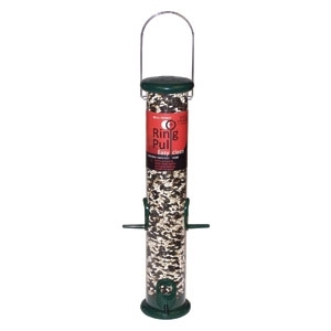 Ring Pull Feeder Green/15 In.
