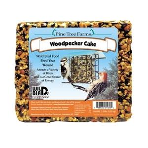 Woodpecker Seed Cake 2.5 lb.