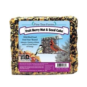 Seed Cake (Fruit/Nut, 2.5 lb.)