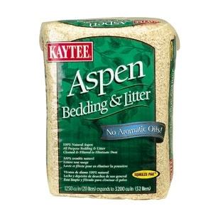 Aspen Bedding & Litter