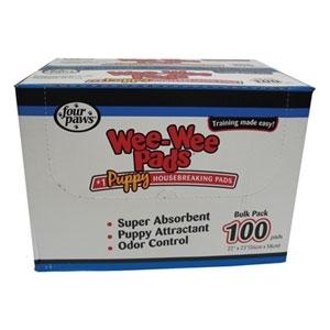 Wee Wee Pads 100 Pack