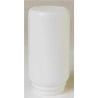 Screw On Plastic Jar White 1 Quart
