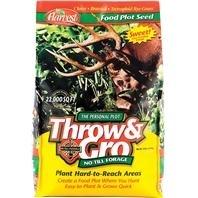 Throw & Gro No Till Forage 10 Pound